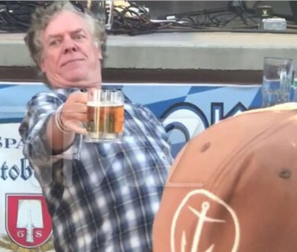 Shooter McGavin Busted for DUI