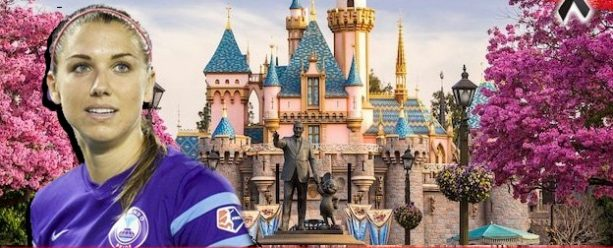 Alex Morgan Was Kicked Out of Disney World For Drinking Too Much