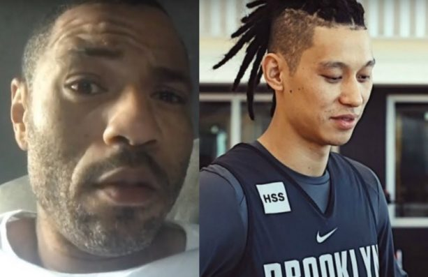 Kenyon Martin is Done with Jeremy Lin's Hair Styles