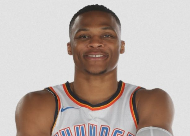 Russell Westbrook as Wesley Snipes in White Men Can't Jump is Too Easy