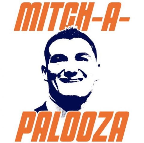 Mitch-a-Palooza is a Go for the Chicago Bears
