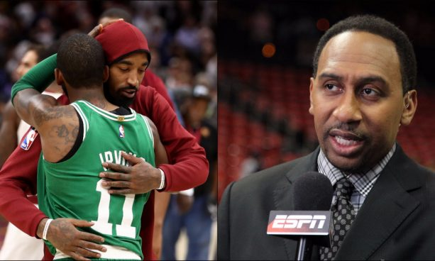 J.R. Smith rips Stephen A. Smith for Trayvon Martin Hoodie Remark