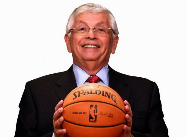 Former NBA Commissioner is Totally Cool with This Drug Now