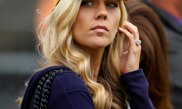 Sam Ponder Sarcastically Welcomes Barstool to ESPN Family after They Thrashed Her
