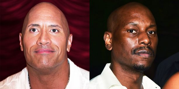 Tyrese Accuses The Rock Of Juicing