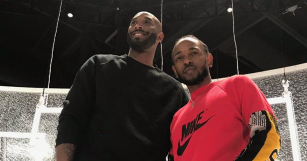 f5d24f9d130 Kobe and Kendrick Talk About Their Evolution to Greatness · Kobe Bryant
