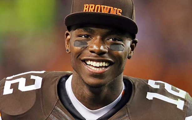 Sober Josh Gordon Running Faster Than Ever