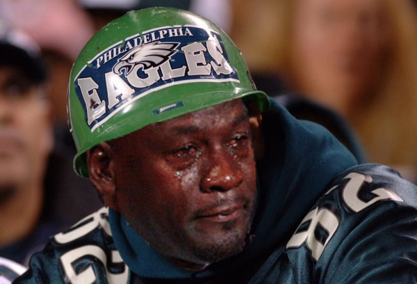 Eagles Fan Jinxed Them With Bad Tattoo?