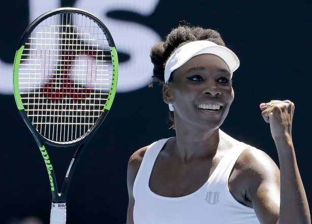 Venus Williams Has the Same Taste in Men as her Little Sister