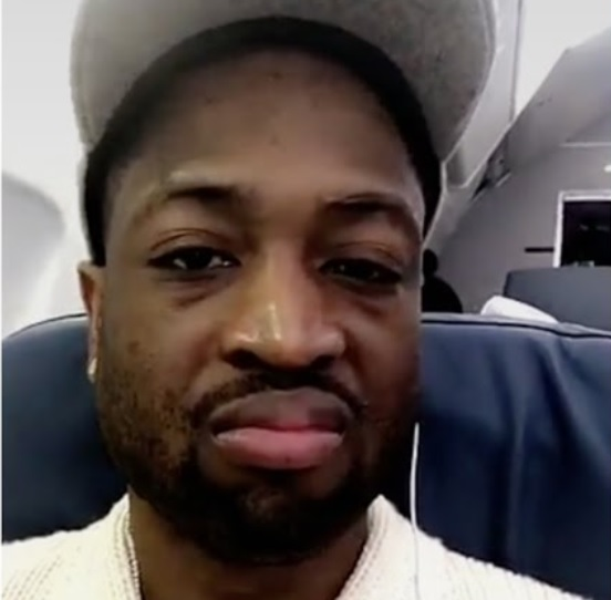 Dwyane Wade has a Problem with the Restaurants in Cleveland
