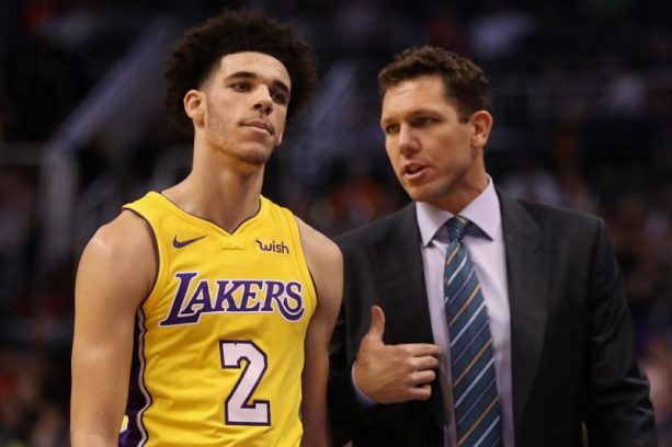 Golden State's Announcers are Outchea Trolling Lonzo Ball