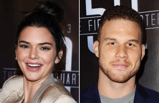 Kendall Jenner and Boyfriend Blake Griffin Walk the Red Carpet