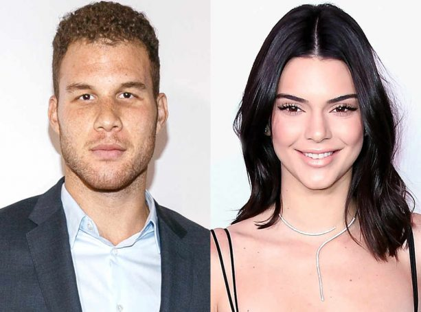 Kendall Jenner and Blake Griffin get a Parking Ticket