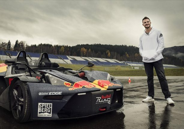 Baseball Superstar Kris Bryant Has A Need for Speed
