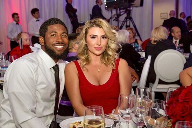Dexter Fowler's Wife Posts Hilarious Tweet to Announce She's Preggers