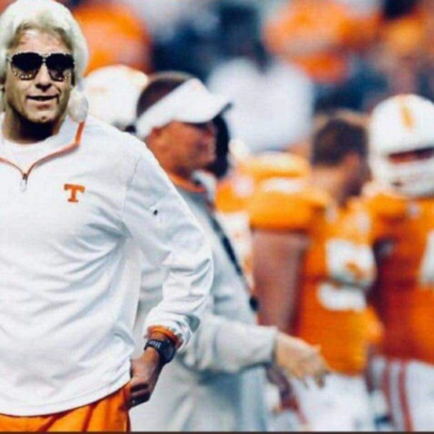 Ric Flair Wants To Coach The Tennessee Vols