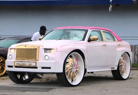 video- haters gonna hate, custom chrysler 300 ⋆ terez owens : #1