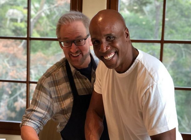 Barry Bonds Staying Busy Making Bread