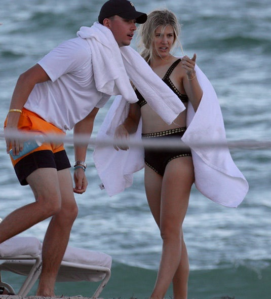 Genie Bouchard Goes on Third Date With Guy Who Won Super Bowl Bet