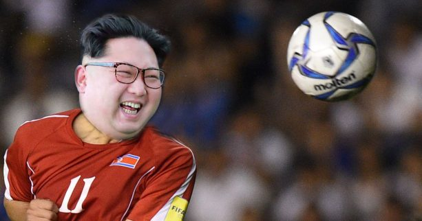 What it's Like to Watch a Soccer Game in North Korea