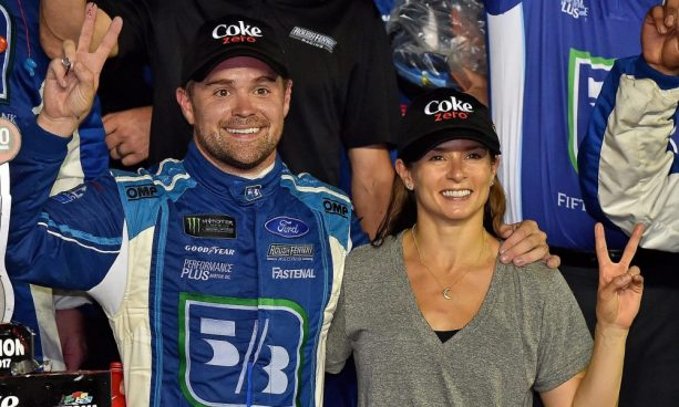 Danica Patrick and Ricky Stenhouse Jr. Call it Quits