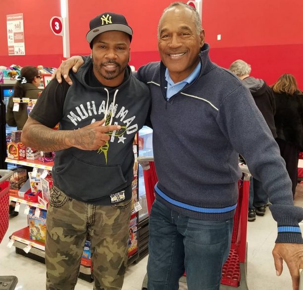 The Juice was Loose at Target this Holiday Weekend