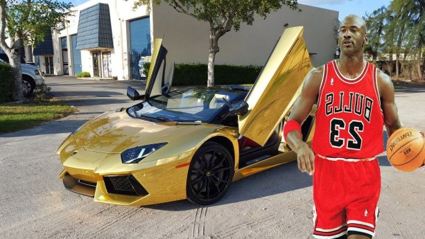 Michael Jordan's House And Cars Collection -2017
