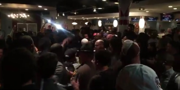 Bowling Alley During Outback Bowl Event Turns Beefy