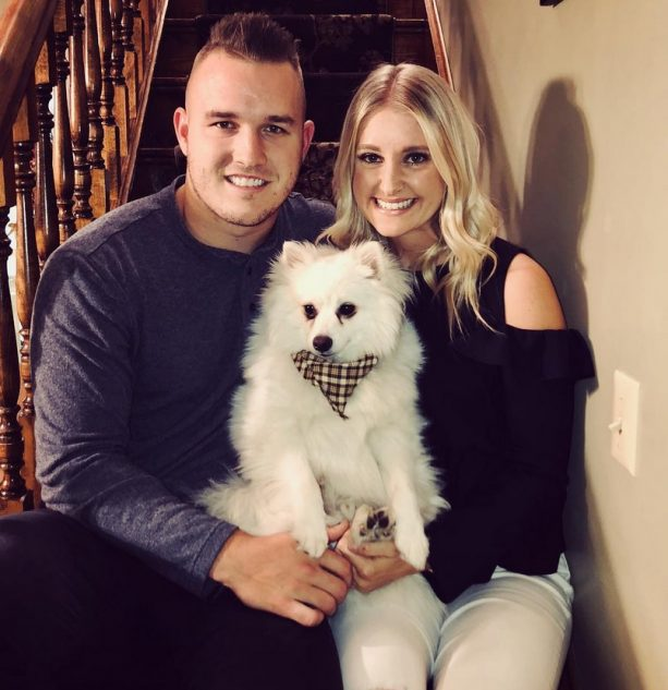 Mike Trout Wedding Photos are Here