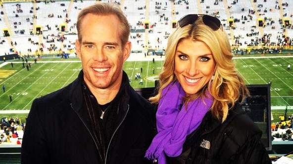 Joe Buck and Michelle Beisner Have Two Little Bucks on the Way