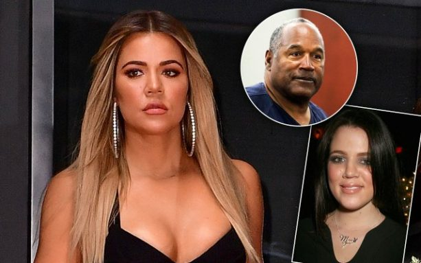 Report: Khloe Kardashian Had Surgery to Look Less Like O.J. Simpson
