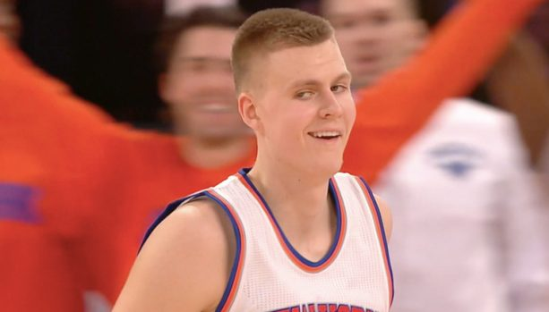 What Did Knicks Superstar Kristaps Porzingis Buy His Team For Christmas