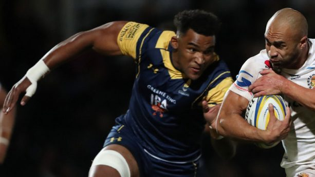 Rugby Monster Heading to States to Try Make the NFL