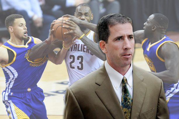 Disgraced NBA Ref Tim Donaghy Arrested for Assault with a Hammer