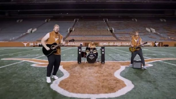 Texas Longhorns Made a Going Away Music Video to This Awful Band