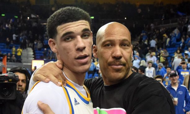 Lonzo Bought His DADager This $400,000 Car for Christmas