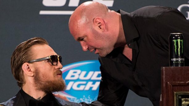 Dana White To Strip Conor McGregor Of His Lightweight Title Today