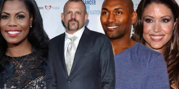 Ron Artest and the Iceman on Big Brother Celebrity Edition