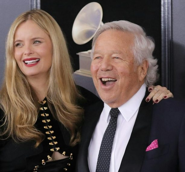 Bob Kraft Was Hanging with Jay Z and His Much Younger Girlfriend