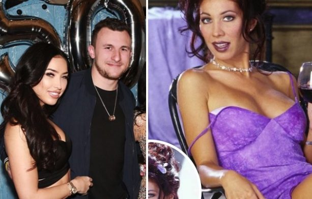 Johnny Manziel Gets a Glimpse into What His Wife will Look like at 50