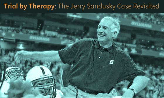 New Book Claims Jerry Sandusky Was Innocent