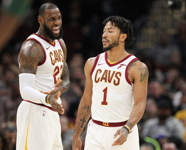 Derrick Rose Finally Articulates a Thought, and It's about Urine