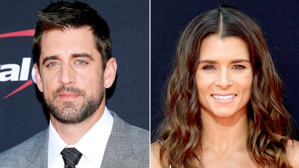 Danica Patrick Spotted in Green Bay and MORE on her and Aaron Rodgers