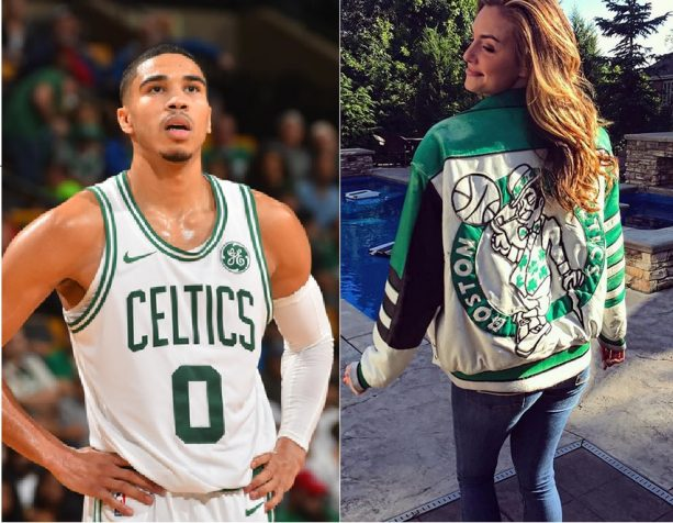 Jayson Tatum Making a Rookie of the Year Push with New Girlfriend