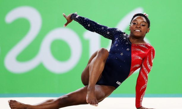 Simone Biles Alleges Sexual Abuse By Team USA Doctor