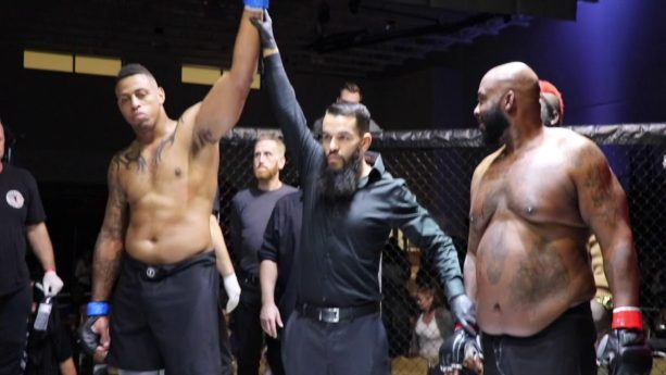 Ex NFL Player Greg Hardy Booked For His 3rd MMA Fight