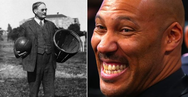 James Naismith Would Roll Over in his Grave If He Knew about Lavar Ball's Latest