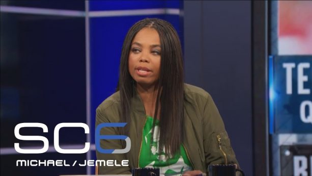 Jemele HIll Gets the Boot From SportsCenter