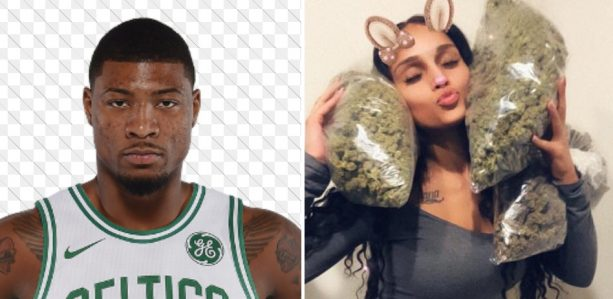 Marcus Smart Got Put on Blast By an INSTA-THOT