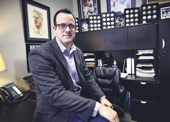 Report: MLB Agent Fired For Filming Clients In Shower